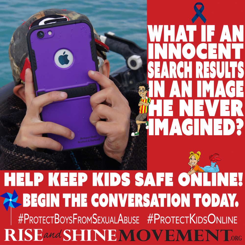 8927b9e5b237e It wasn't that we had been passive about protecting our kids online, (I  knew that 82% of kids are exposed to inappropriate material online before  age 11), ...